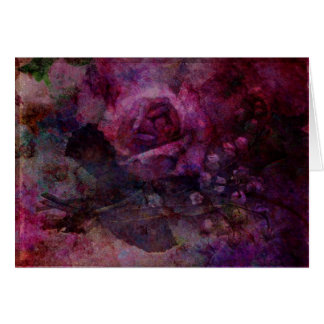 Valley Rose Greeting Card