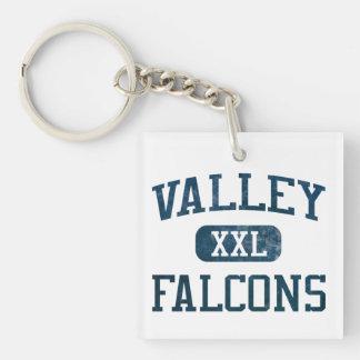 Valley Santa Ana Falcons Athletics Acrylic Key Chain