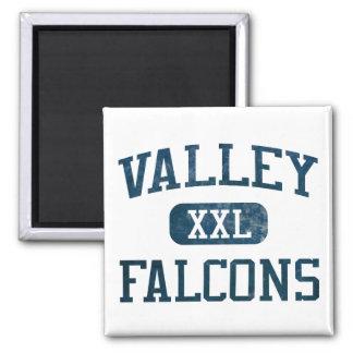 Valley Santa Ana Falcons Athletics Fridge Magnet