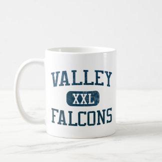 Valley (Santa Ana) Falcons Athletics Classic White Coffee Mug