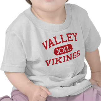Valley - Vikings - High School - Las Vegas Nevada Tshirt