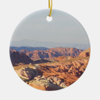 Valley Vista Valley of Fire Ornament