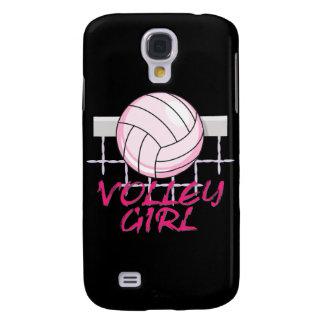 valley volley girl volleyball design galaxy s4 case