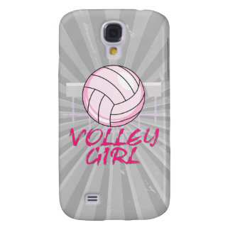 valley volley girl volleyball design samsung galaxy s4 cover