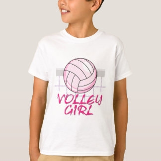 valley volley girl volleyball design T-Shirt