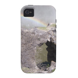 Valley with Rainbow Case-Mate iPhone 4 Case