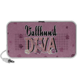 Vallhund DIVA iPod Speakers