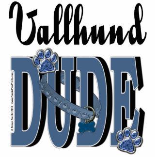 Vallhund DUDE Standing Photo Sculpture