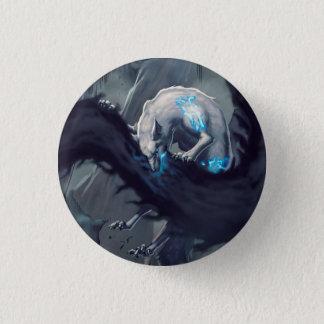 Vallidore's Bite 3 Cm Round Badge