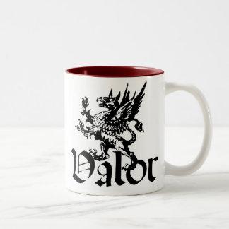Valor Two-Tone Coffee Mug