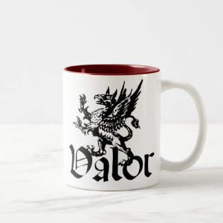 Valour Two-Tone Mug