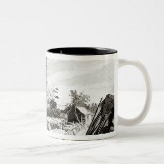 Valparaiso 1822 Two-Tone coffee mug