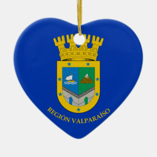 Valparaiso (Chile), Chile Christmas Ornament