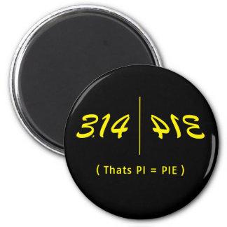 Value for PI 6 Cm Round Magnet