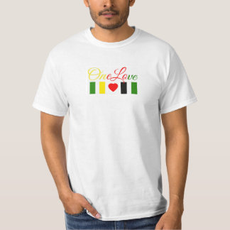 Value One Love Tshirt
