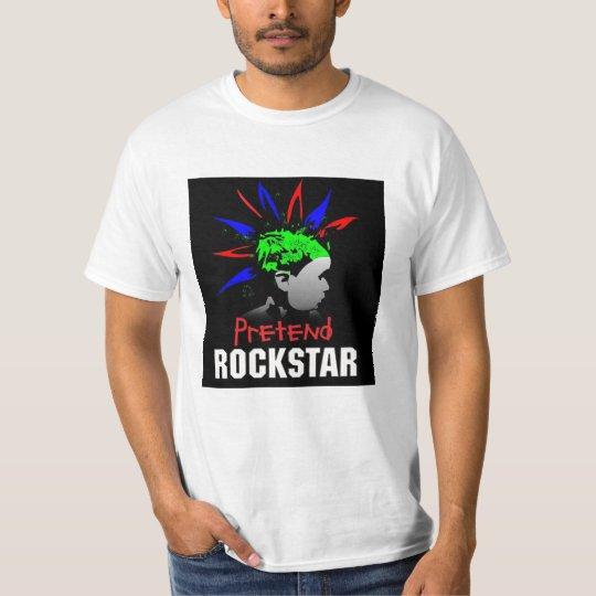 VALUE PRETEND ROCKSTAR T-Shirt