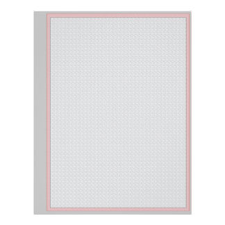 Value Priced Blank Album Pages Personalized Flyer