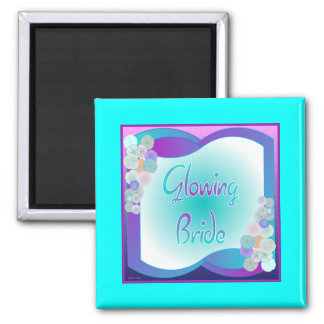 Value Priced Wedding Product Square Magnet