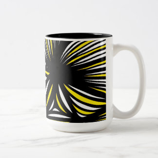 Valued Idea Funny Attractive Two-Tone Mug