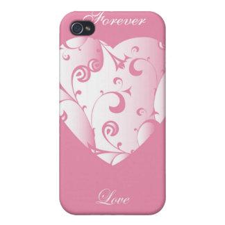 Valuegem Forever Love G4 Hard  iPhone 4/4S Covers