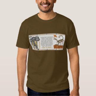 Valxart 1961 2021 MetalBull zodiac Scorpio Tshirt