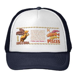 Valxart 1964 2024 Wood Dragon zodiac Pisces Cap