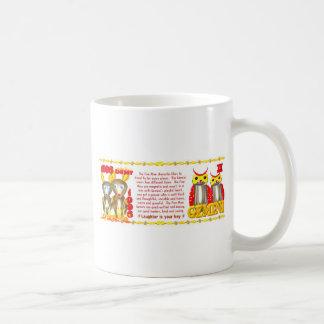 ValxArt 1996 1936 Zodiac fire rat born Gemini Coffee Mug