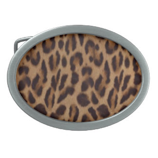 Valxart Leopard illusion Belt Buckle