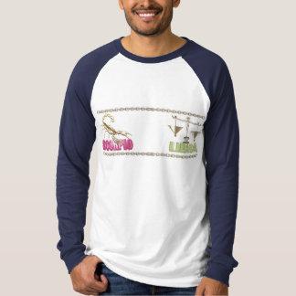 Valxart Scorpio Libra zodiac friendship T Shirts