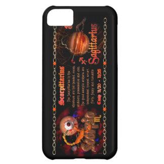 Valxart Scorpio Sagittarius zodiac Cusp iPhone 5C Cover