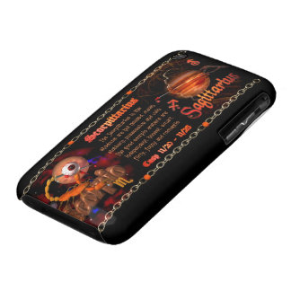 Valxart Scorpio Sagittarius zodiac Cusp iPhone 3 Case-Mate Cases