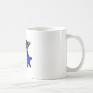 ValxArt USA GUITAR Basic White Mug