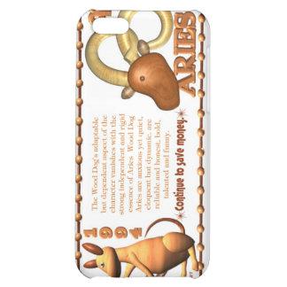 ValxArt Zodiac Aries Yin Wood dog 1934 1994 Cover For iPhone 5C