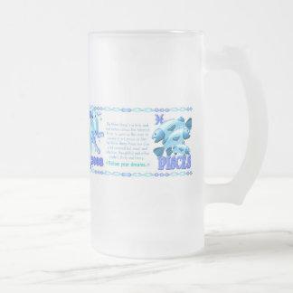 ValxArt Zodiac water sheep born Pisces 1943 2003 Coffee Mugs