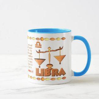 Valxart's 1974 Wood Tiger  zodiac born Libra Mug