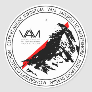 VAM: Matterhorn Montaniers Zermatt Sticker