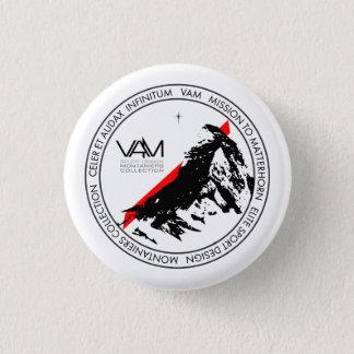 VAM: Matterhorn Zermatt Swiss Button
