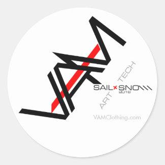 VAM Sport Design Sticker