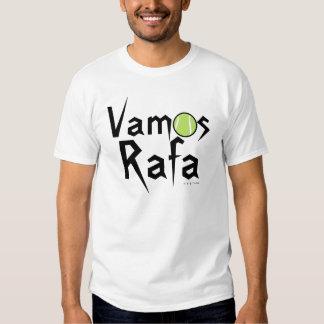 Vamos Rafa Tennis T-Shirt 1