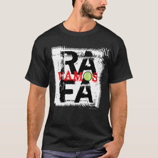 Vamos Rafa Tennis T-Shirt 3