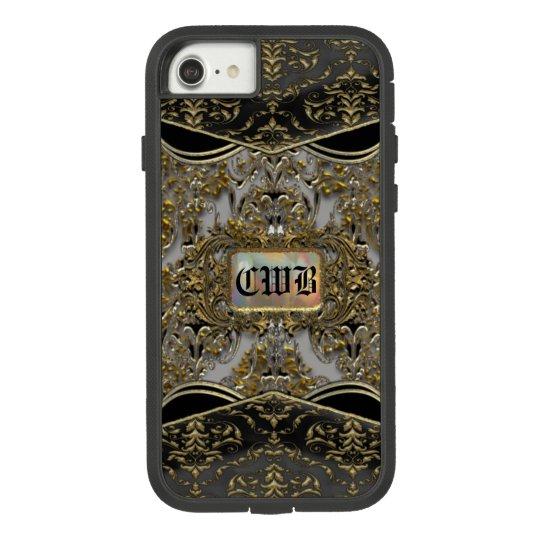 Vamp Baroque Beautiful Monogram Case-Mate Tough Extreme iPhone 8/7 Case