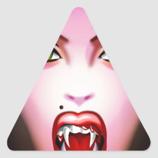VAMP DOMME TRIANGLE STICKERS