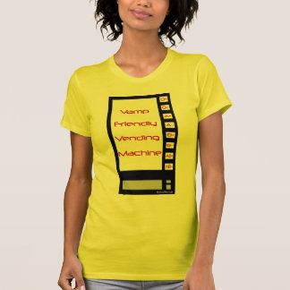 Vamp Friendly Vending Machine T-shirts