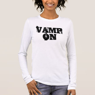Vamp On Long Sleeve T-Shirt