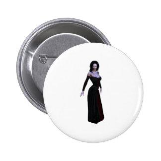 Vampire 6 Cm Round Badge