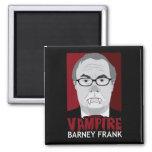 Vampire Barney Frank Refrigerator Magnet