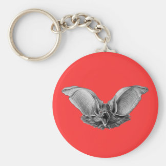 Vampire ? Bat ? Key Ring