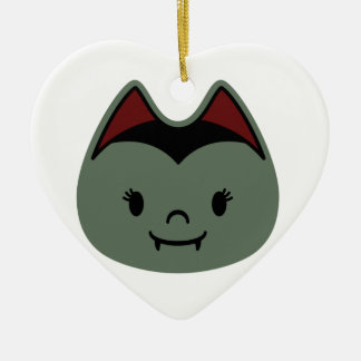 Vampire Bat Kids Christmas Ornament