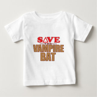 Vampire Bat Save Baby T-Shirt