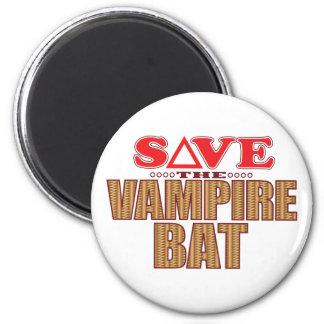 Vampire Bat Save Magnet
